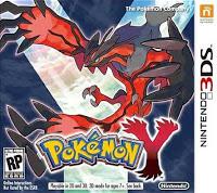 Pokémon Y para 3DS UPDATE