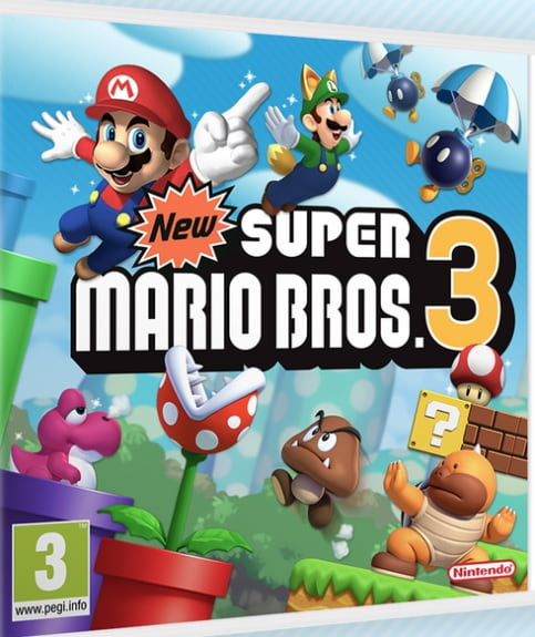 Descargar New Super Mario Bros 3 Para Ds Mega