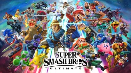 Descargar super Smash Bros para 3DS full MEGA - MEDIAFIRE - GOOGLEDRIVE