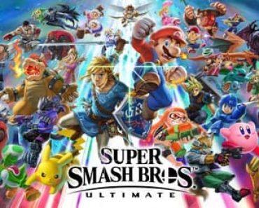 Super Smash Bros 3DS (UPDATE 1.1.7+DLC) (Region Free)