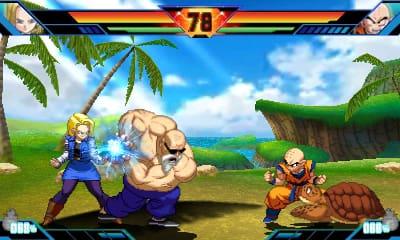 Dragon Ball Z Extreme Butoden para 3DS