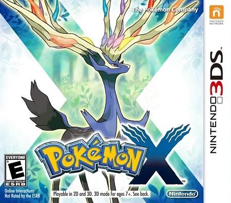 Pokémon Edición Cristal Nintendo 3DS