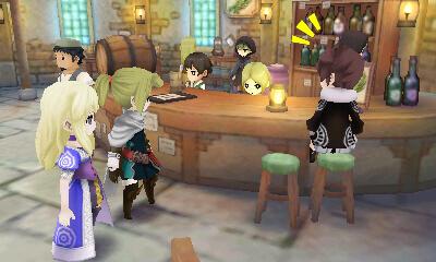 The Alliance Alive para Nintendo 3DS
