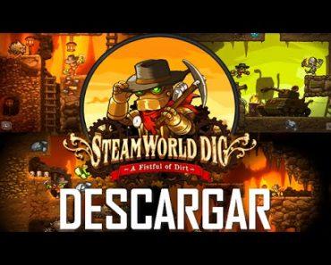 Descarga gratis SteamWorld Dig