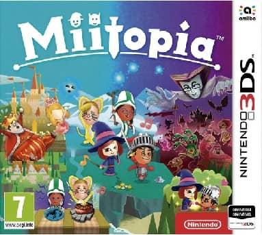 Miitopia 3DS [CIA] (USA/EUR) - Español