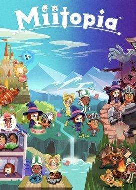 Descargar Miitopia 3DS full MEGA