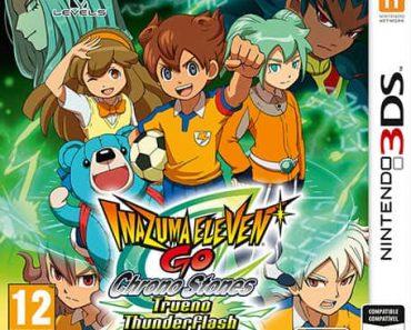 Inazuma Eleven GO Luz (3DS) (RegionFree) (EUR) [CIA]