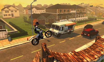 Descargar Urban Trial Freestyle 2 3DS (UPDATE) CIA