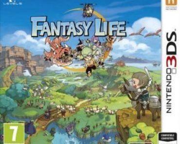 DLC Fantasy Life: Origin Island - USA cia
