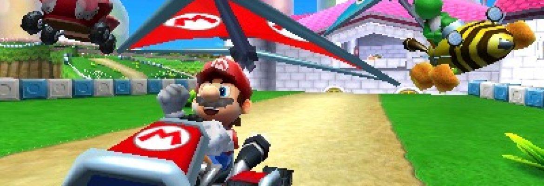 Mario Kart 7 Para 3DS en Español MEGA y MediaFire - MEGA