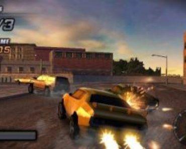 Análisis Driver Renegade 3D - Nintendo 3DS