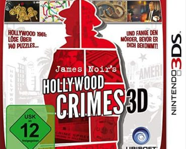 James Noir's Hollywood Crimes (3DS) (RegionFree) [CIA]
