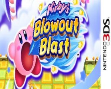 Kirby's Blowout Blast 3DS (Region Free) (USA) [CIA]