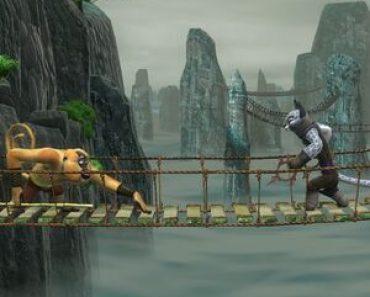 Kung Fu Panda: El enfrentamiento de las leyendas legendarias