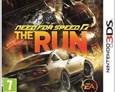 Need for Speed: The Run (3DS) (RegionFree) CIA MF-MG-GD