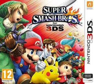 Super Smash Bros 3DS (UPDATE 1.1.7+DLC)