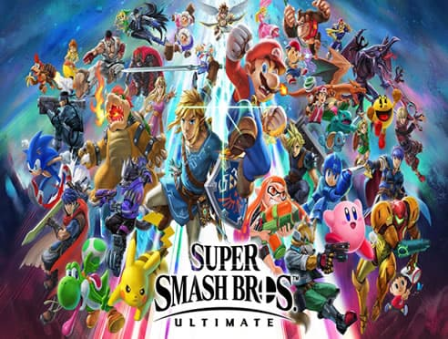 descargar smash bross para nintendo 3DS CIA