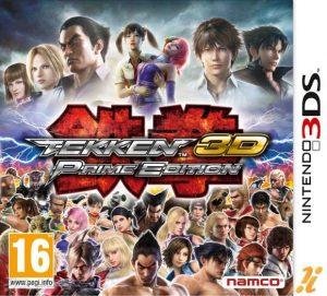 descargar Tekken 3D Prime Edition para Nintendo 3DS