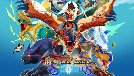 Monster Hunter Stories (3DS) (English Patch) RegionFree