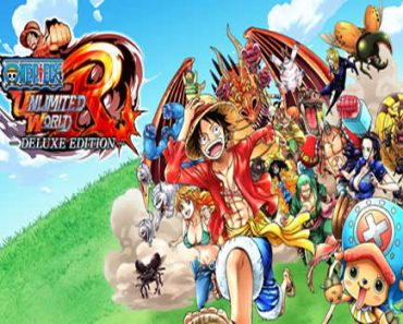 one piece unlimited world red 3ds