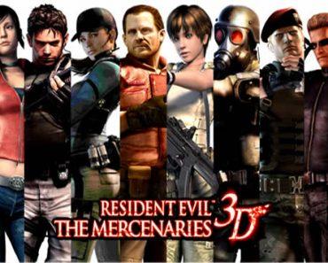 resident 3ds