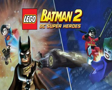 3DS Lego Batman 2 cia