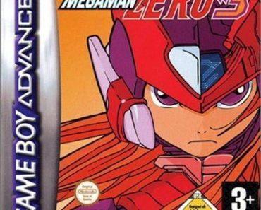 Mega Man Zero 3 3DS CIA