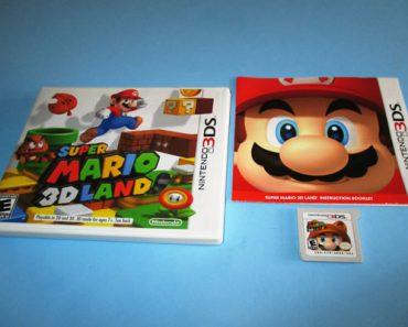 Super Mario 3D Land (Nintendo 3 DS)