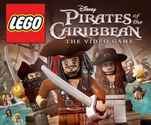 Descargar LEGO Pirates of the Caribbean 3DS