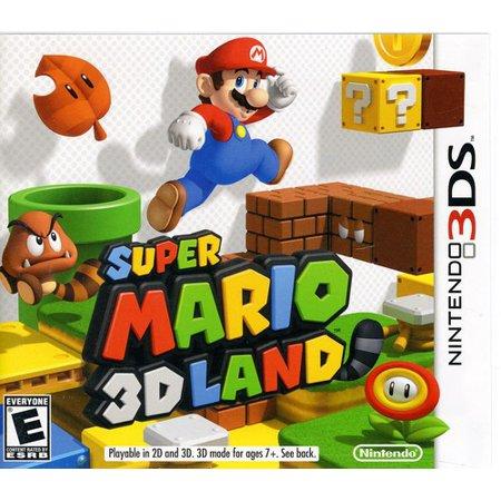 Descargar Super Mario 3D Land Region Free USA CIA
