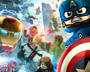 LEGO Marvels Avengers CIA 3DS USA