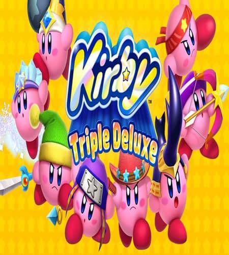 Kirby Triple Deluxe 3DS (Region Free) (EUR) [CIA]