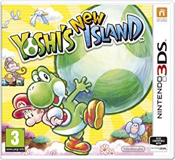 Yoshi's New Island para 3DS