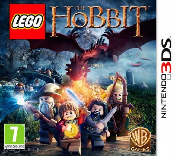 LEGO El hobbit para Nintendo 3DS
