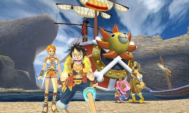 One Piece Unlimited Cruise Special para 3DS