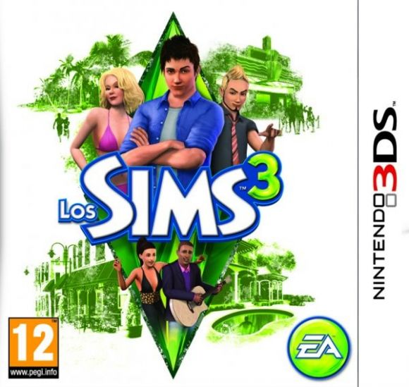 The Sims 3 (Nintendo 3DS)