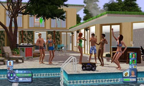 The Sims 3 (3DS) (RegionFree) (USA) [CIA]