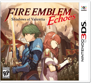 Descargar Fire Emblem Echoes Shadows of Valentia 3DS UNDUB CIA