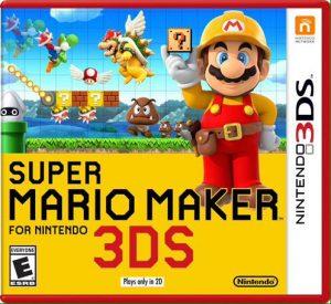 Super Mario Maker (UPDATE 1.02) (Region Free)