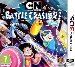 Descargar Cartoon Network Battle Crashers 3DS Region Free CIA