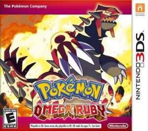 descargar pokemon omega ruby para nintendo 3ds EUR USA