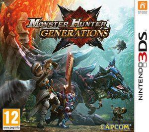 Descargar Monster Hunter Generations CIA 3DS