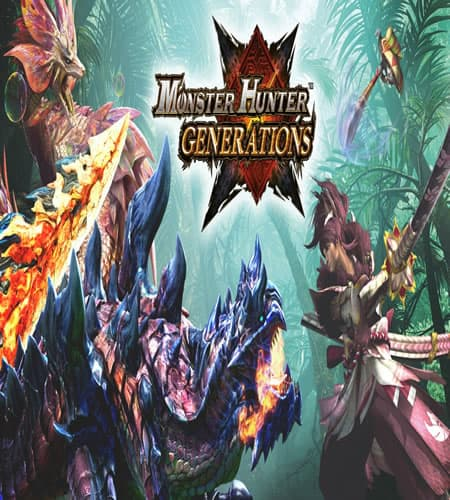 Monster Hunter Generations 3DS (USA) CIA (Region Free)