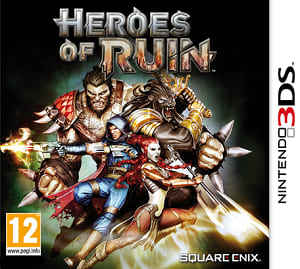 descargar heroes of ruin 3ds
