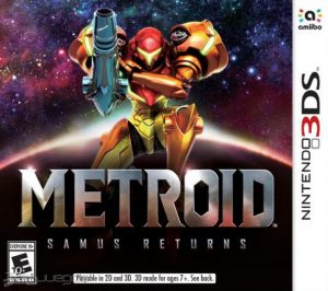 Metroid Samus Returns (3DS) (CIA) [EUR/USA]