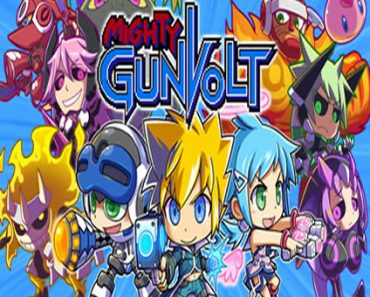 Mighty Gunvolt Burst (UPDATE+DLC) (3DS) (CIA) [USA]