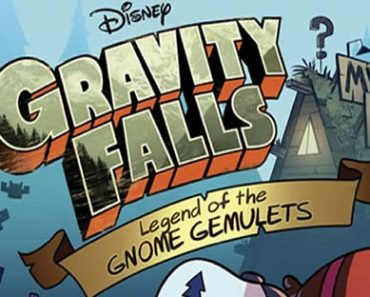 Gravity Falls Legend of the Gnome Gemulets CIA