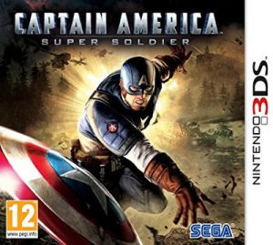 descargar captain america 3ds