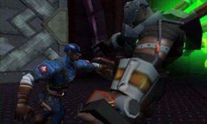 Captain America Super Soldier CIA