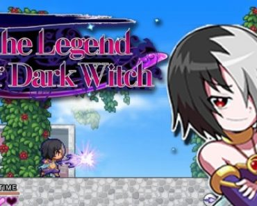 descargar The Legend of Dark Witch 3ds cia